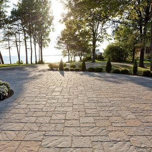 dalle techo bloc ardoise antique