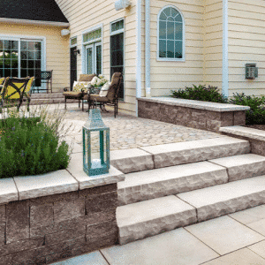 muret techo bloc mini-creta architectural